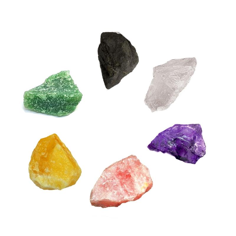 Mavrični eliksir - Komplet kristalov za vodo (200g)