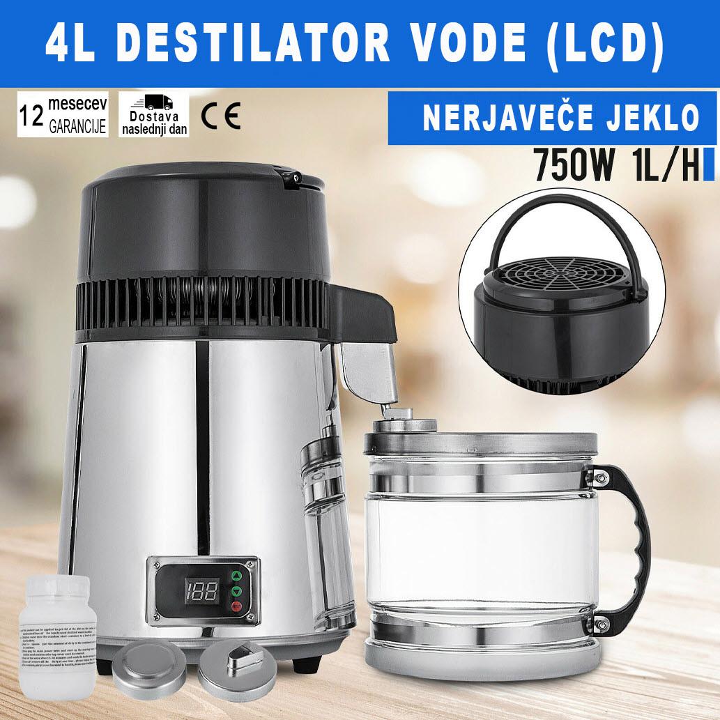 Destilator vode (LCD)