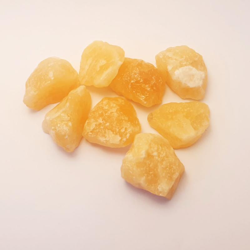 Oranžni kalcit (200g)